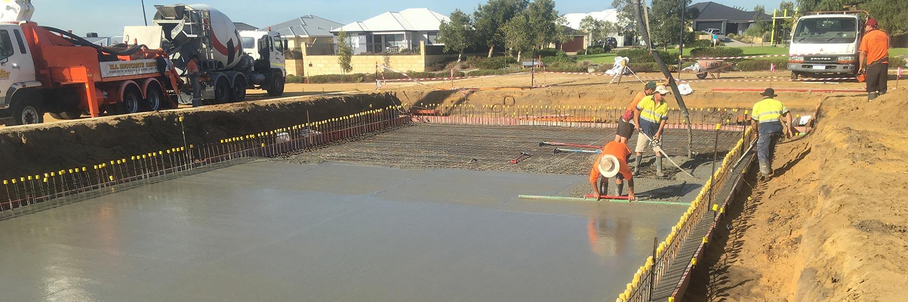 Stateswim Pool Construction