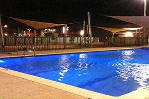 port haven minesite swimming pool